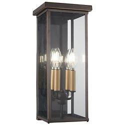 Casway Outdoor Pocket Wall Sconce