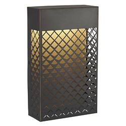 Guild LED Pocket Outdoor Wall Sconce