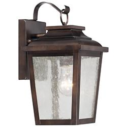 Irvington Manor Outdoor Wall Sconce