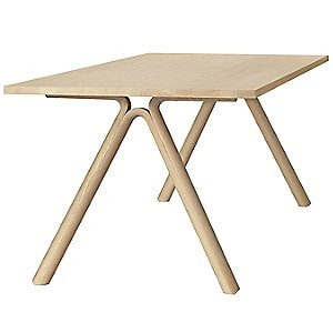 Split Dining Table by Muuto