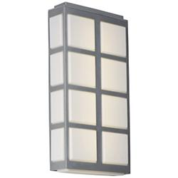 Packs LED Outdoor Tall Wall Sconce