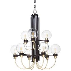 Bauhaus 2-Tier Chandelier