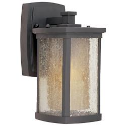 Bungalow LED Outdoor Wall Sconce