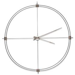 Delmori Wall Clock
