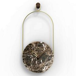 Eslabon Marble Wall Clock