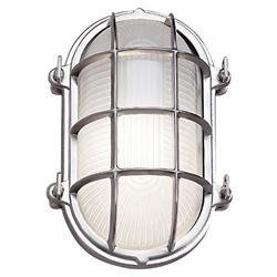 Mariner Outdoor Oval Wall Sconce