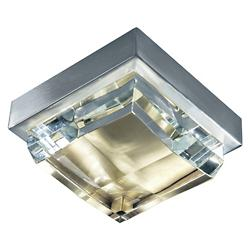 Crystal LED Mini Flushmount