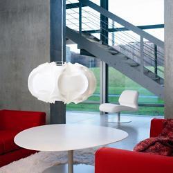 bubble like pendant light