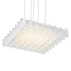 Pablo Grid Single Pendant