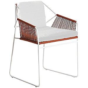 Sandur Woven Armchair with Cushions by Oasiq