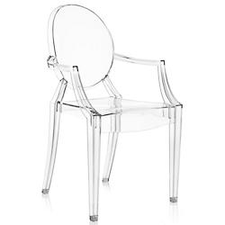 Louis Ghost Chair - Set of 4