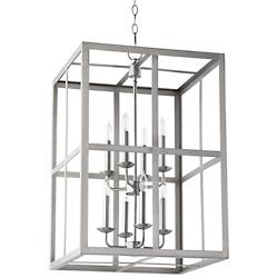 Cubiod II 2-Tier Chandelier
