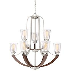 Holbeck 2-Tier Chandelier