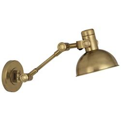 Scout Wall Sconce (Antique Brass) - OPEN BOX RETURN