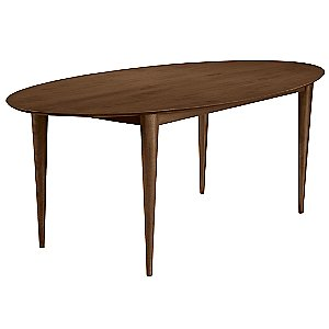 Cona Ellipse Dining Table by Saloom Furniture