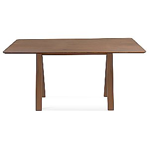 Soma Maple Dining Table - Strata Texture by Saloom Furniture