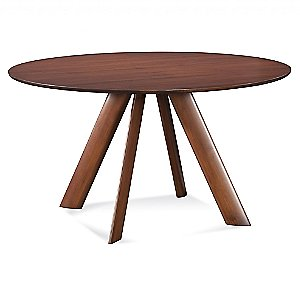 Eden Round Dining Table by Saloom Furniture