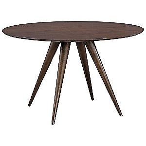 Iris Round Dining Table by Saloom Furniture