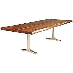 Apollo Walnut Dining Table by Saloom Furniture