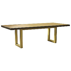 Emerson Dining Table by Saloom Furniture