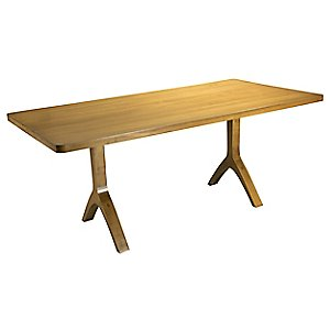 Hudson Dining Table by Saloom Furniture