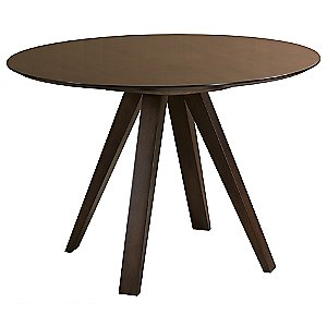 Nova Round Dining Table by Saloom Furniture