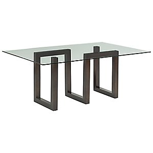 Serpent Dining Table by Saloom Furniture
