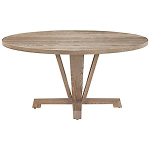Boylston Round Dining Table by Saloom Furniture