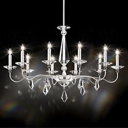 Jasmine 10-Light Chandelier