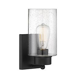 Ash Cylindrical Wall Sconce