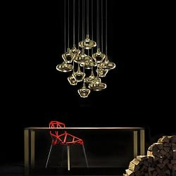 Nostalgia 14-Light LED Pendant