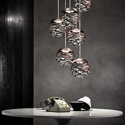 Kelly Cluster LED Pendant