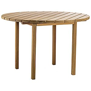 Djuro Round Dining Table by Skargaarden