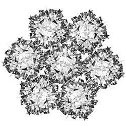 Veli 7 Metal Cluster Pendant