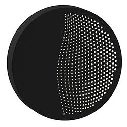 Dotwave Round LED Outdoor Wall Sconce