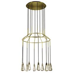 10 Carats LED Chandelier