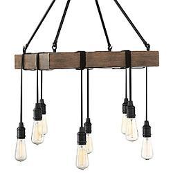 Burgess 8-Light Chandelier