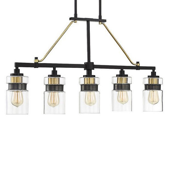 Savoy House Colfax Linear Chandelier Light - 1-17002-5-77