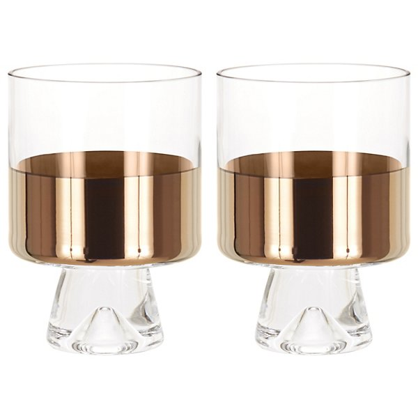 Tom Dixon Tank Low Ball Glass Set of 2 - TKT01