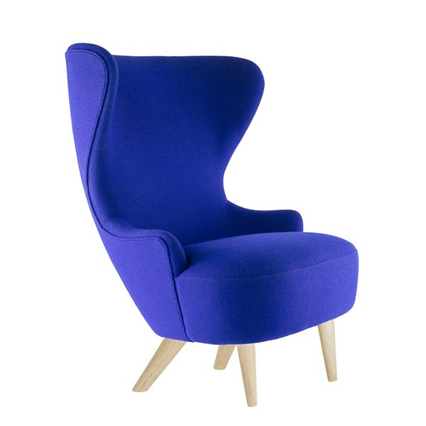 Tom Dixon Wingback Micro Lounge Chair - WBC05HA764CUS
