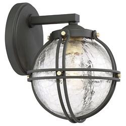 Rond Outdoor Wall Sconce