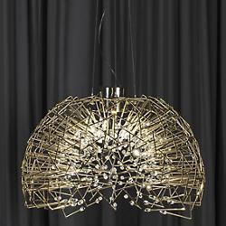 Core Half-Sphere LED Pendant