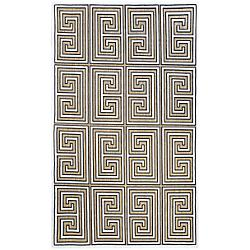 Austin Greek Key Outdoor Rug