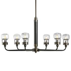 Graham 6-Light Chandelier