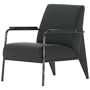 Fauteuil De Salon Armchair by Vitra