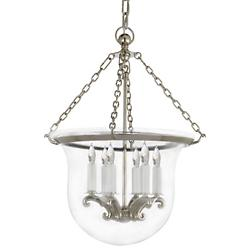 Country Bell Jar Pendant