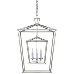Darlana Double Cage Lantern Pendant