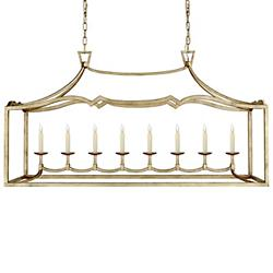 Fancy Darlana 8-Light Linear Suspension