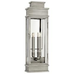 Linear Outdoor Wall Sconce