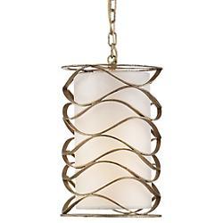 Bracelet Linen Pendant (Gilded Iron/Small) - OPEN BOX RETURN